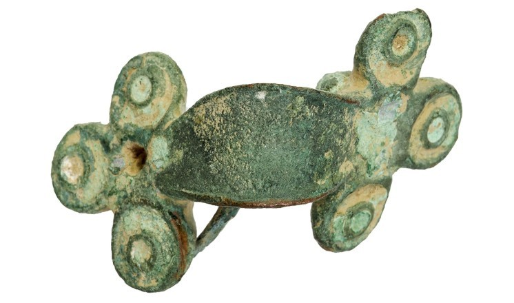 Iron Age brooch, Sotby