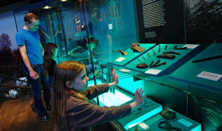 Archaeology at The Collection