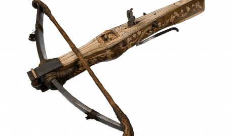 Tudor hunting crossbow