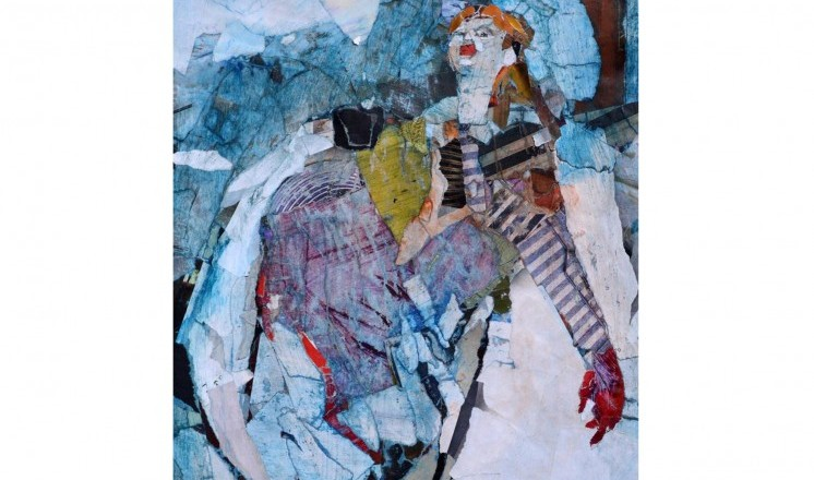 Avril Morris - Girl with a Red Glove