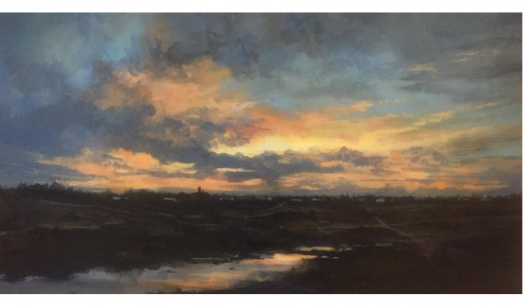 Fraser Scarfe - Lincoln from Greetwell Quarry