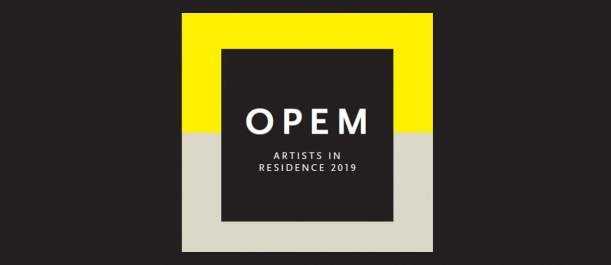 OPEM Artists in Residence 2019