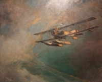 A Short Seaplane by John Hassall