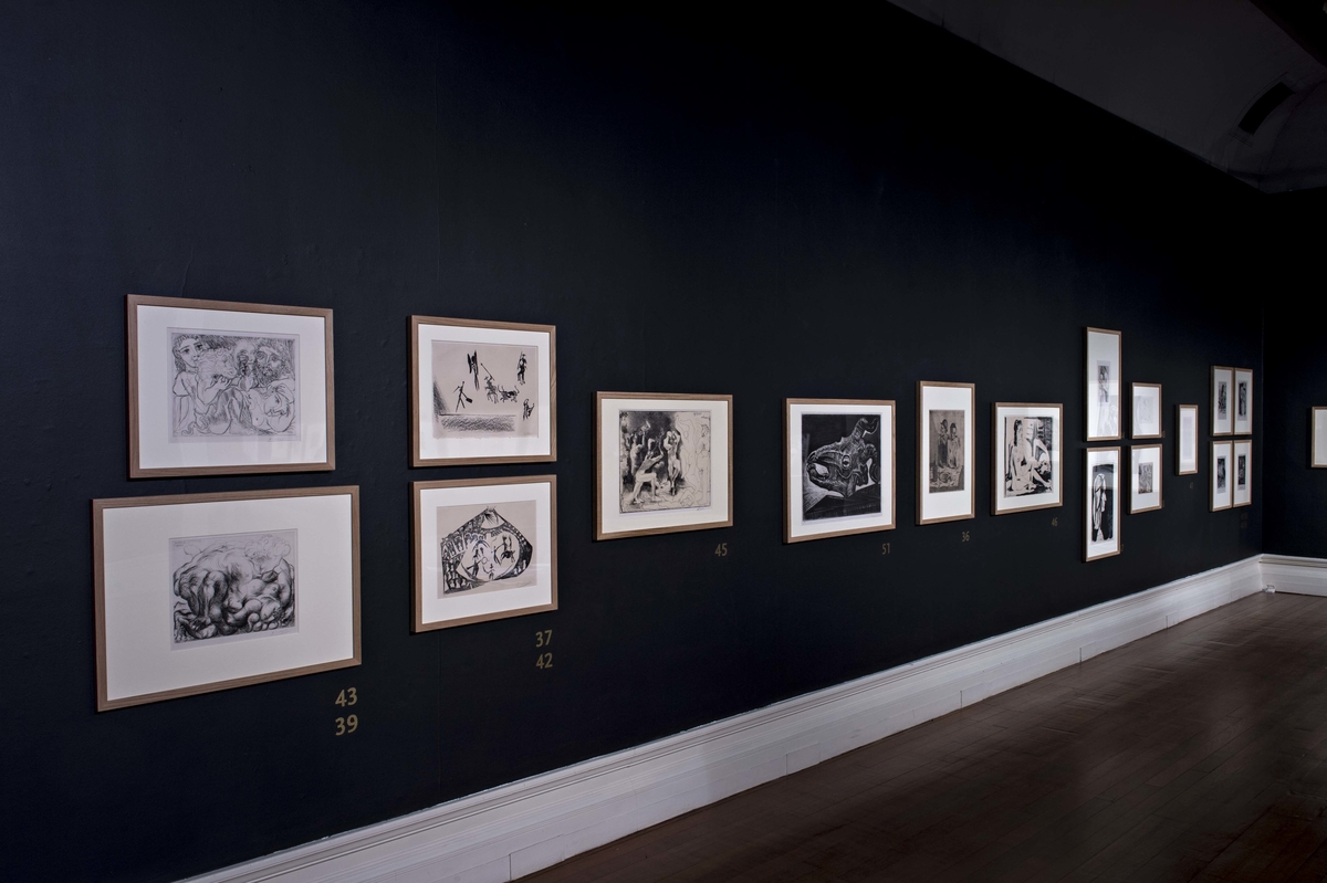 Modern Masters in Print: Matisse, Picasso, Dali and Warhol