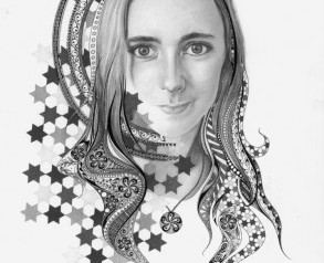 Lizzy and Stars