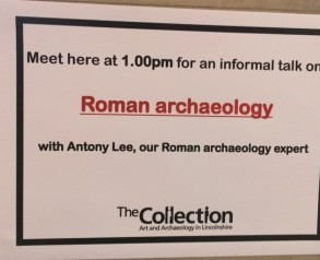 Archaeology Day 2015