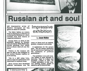 Russia Exhibition